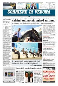Corriere di Verona – 26 ottobre 2018