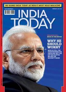 India Today - January 26, 2018