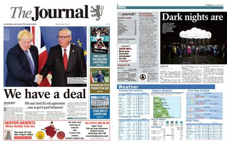 The Journal – October 18, 2019