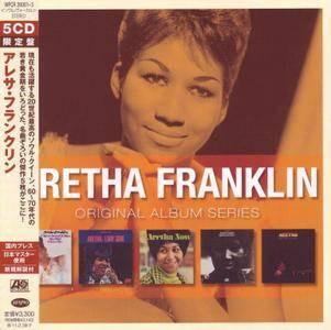 Aretha Franklin - Original Album Series: 1967-1971 [5CD Box Set] (2010) [Japan]