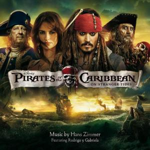 Hans Zimmer, Rodrigo y Gabriela - Pirates of the Caribbean: On Stranger Tides (OST) (2011)