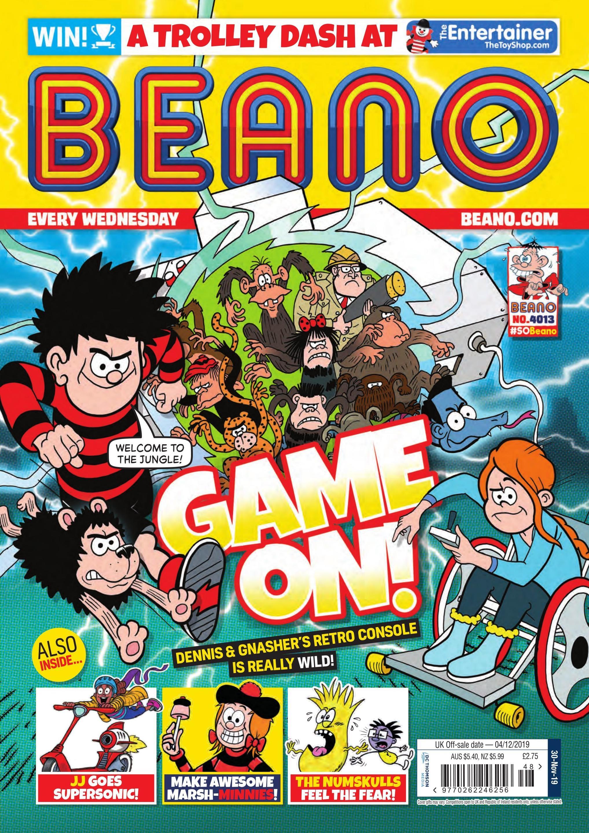 Beano – 27 November 2019 AvaxHome