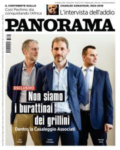 Panorama Italia - 4 Ottobre 2018