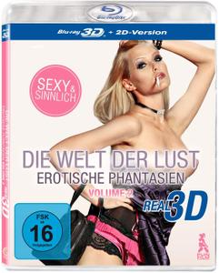 The World of Lust Erotic Fantasies (2011) [Volume 2]