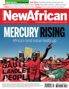 New African - May 2015