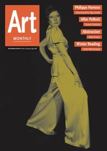 Art Monthly - December 2016   No 402