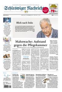 Schleswiger Nachrichten - 08. November 2019