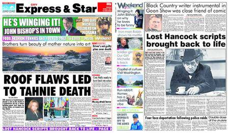 Express and Star City Edition – October 07, 2017