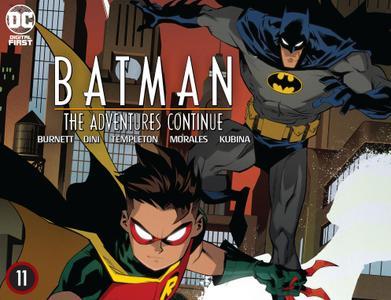 Batman - The Adventures Continue 011 (2020) (Digital) (F) (Zone-Empire