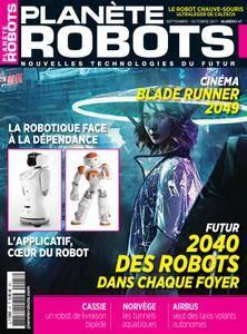 Planète Robots - septembre 01, 2017