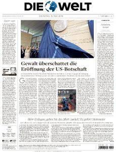 Die Welt Berlin - 15. Mai 2018