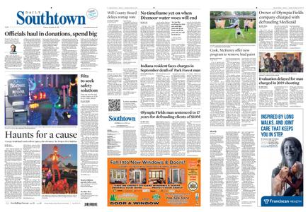 Daily Southtown – October 24, 2021