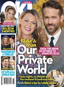 OK! Magazine USA - November 18, 2019