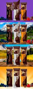 CreativeMarket - Popsicle Ice Cream Mockup - 3730412