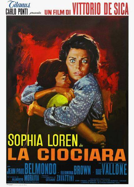 La ciociara / Two Women (1960)