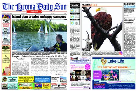 The Laconia Daily Sun – July 27, 2019