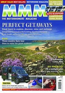 MMM - The Motorhomers' Magazine – August 2021