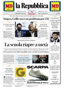 la Repubblica - 21 Aprile 2021