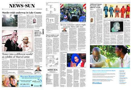 Lake County News-Sun – March 12, 2019