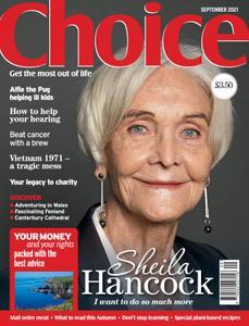 Choice Magazine – September 2021