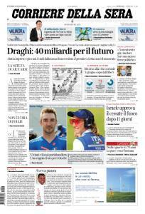 Corriere della Sera - 21 Maggio 2021