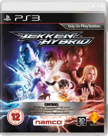 Tekken Blood Vengeance 2011 Avaxhome
