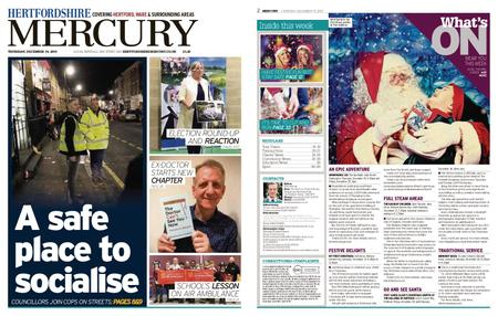 Hertfordshire Mercury – December 19, 2019
