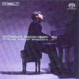 Freddy Kempf - Beethoven: Piano Sonatas 8, 14 and 23 (2005)