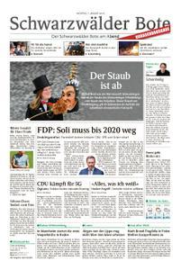 Schwarzwälder Bote Sulz - 07. Januar 2019