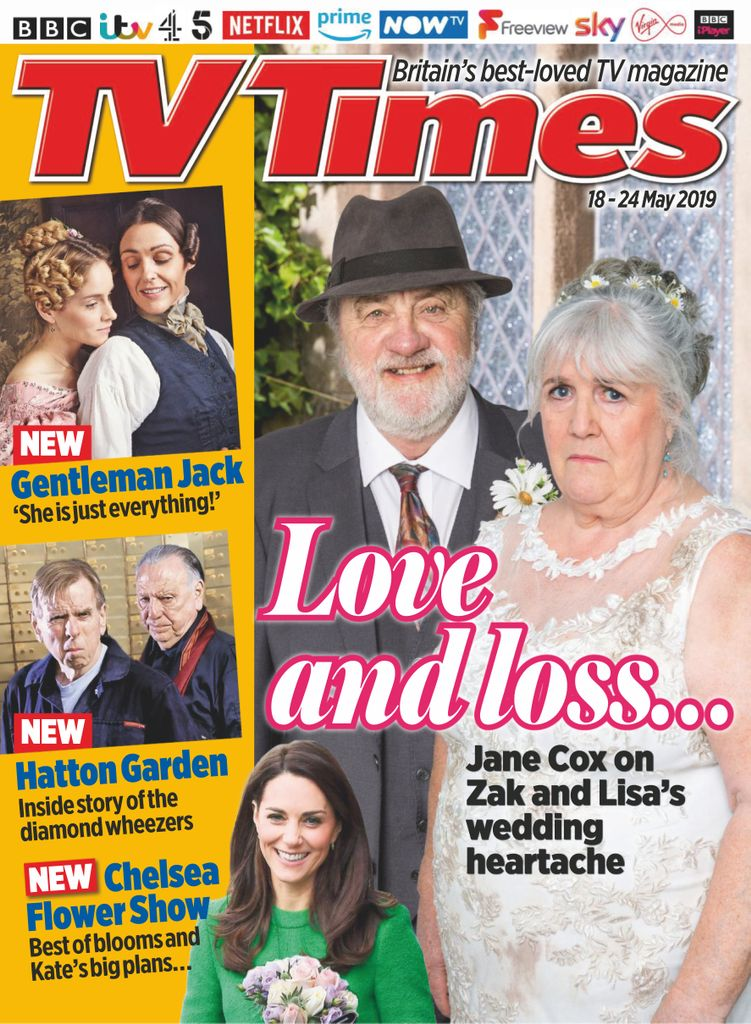 TV Times - 18 May 2019