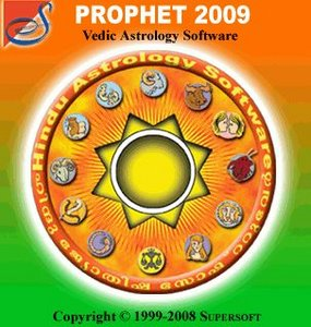Supersoft Prophet Astrology Software 2009