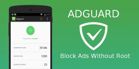 Adguard 2.9.70 Final [Premium - Block Ads Without Root]