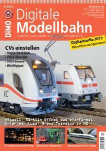 Digitale Modellbahn - Nr.2 2019
