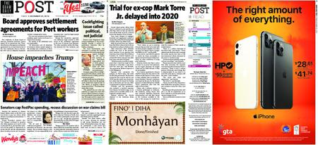 The Guam Daily Post – December 20, 2019
