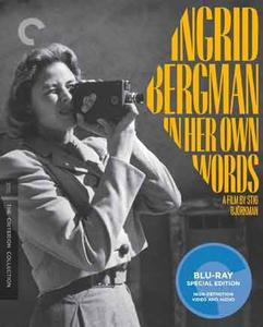 Ingrid Bergman: In Her Own Words (2015) [Criterion Collection]