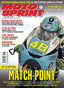 Moto Sprint N.43 - 22 Ottobre 2019
