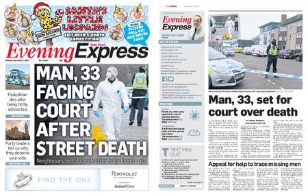 Evening Express – December 09, 2019