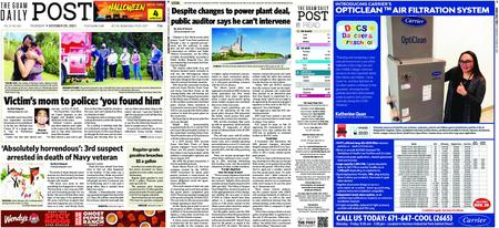 The Guam Daily Post – October 28, 2021