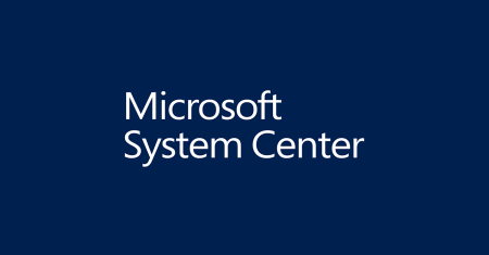 Microsoft System Center 2018 ISO