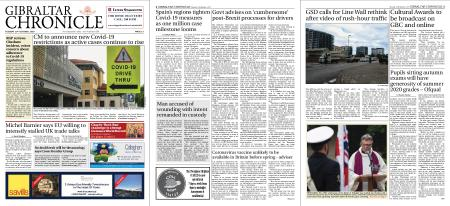 Gibraltar Chronicle – 20 October 2020