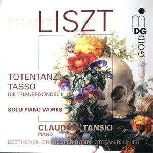 Franz Liszt - Tanski / BOB / Blunier - Tasso, Totentanz, Piano Music (2011) {Hybrid-SACD // ISO & HiRes FLAC} [RE-UP]