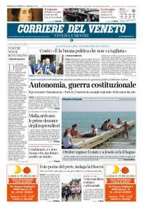 Corriere del Veneto Venezia e Mestre – 23 ottobre 2019