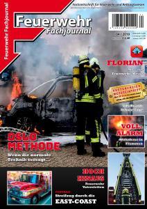 Feuerwehr Fachjournal - Nr.4 2019