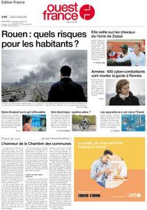 Ouest-France Édition France – 03 octobre 2019