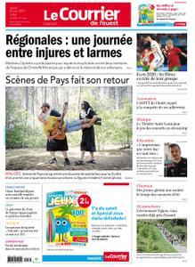 Le Courrier de l'Ouest Cholet – 24 juin 2021