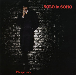 Philip Lynott - Solo In Soho (1980) [Non-Remastered] Re-Up
