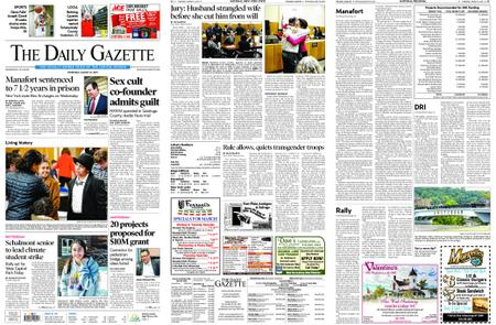 The Daily Gazette – March 14, 2019