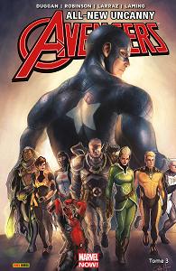 All-New Uncanny Avengers - Tome 3 - Rebondir