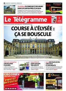 Le Télégramme Brest Abers Iroise – 31 août 2021