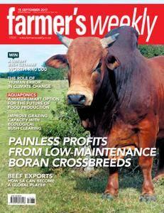 Farmer's Weekly - 15 September 2017